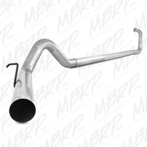 "4"" STRAIGHT PIPE EXHAUST FOR 03-07 FORD 6.0 POWERSTROKE DIESEL"