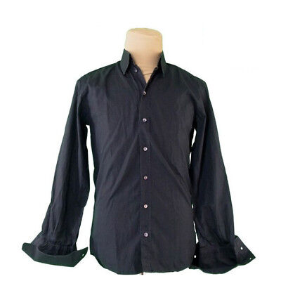 Dolce&Gabbana Shirts Black Mens Authentic Used T412