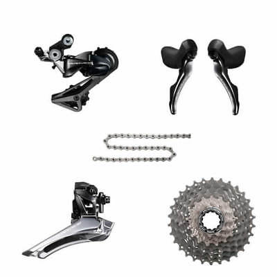 Shimano Dura Ace Group R9100 9100 11s Kit/Groupset - 5pc