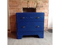 Vintage chest of drawers - refurbished