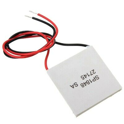 40x40mm Thermoelectric Power Generator Peltier Module Teg High Temperature 150 D