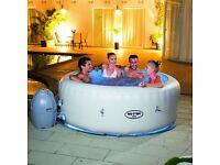 Genis hot tub hire