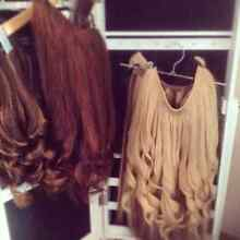 160g Halo hair extensions wholesale Reservoir Darebin Area Preview