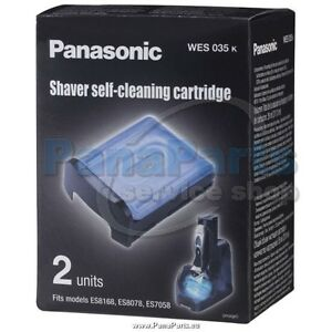 PANASONIC SELF-CLEANING CARTRIDGE ES8249 ES8168 ES8109 ES7109 ES-LA93 ES-LT71