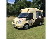 ICE CREAM VAN HIRE FOR ALL OCCASIONS!!! CALL NOW FOR BOOKING!!!