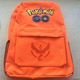 Pokemon Go Back-Pack - Team Valor