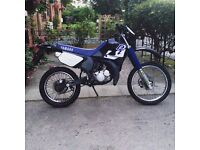 Yamaha dt125r full power !