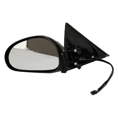 Power Driver Left Side Mirror For 1999-2004 Ford Mustang Textured FO1320171 Ford Mustang Mirror Lh Driver