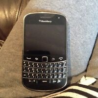 2 Blackberry 9900 .. Good Condition .. Touch Screen & Keypad.