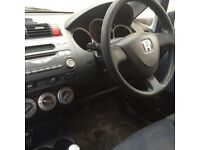 Honda Jazz 2006 model black