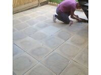 PROFESSIONAL PATIOS , DRIVEWAYS AND DECKING