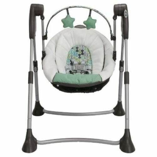 Graco Swing by Me  Collection Portable 2-in-1 Swing Foldable boden