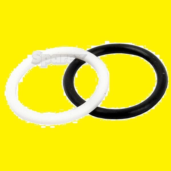 Ford FP506, D2NNN624A, 83984290 Quick Coupler Hydraulic Washer O-Ring Seal Kit