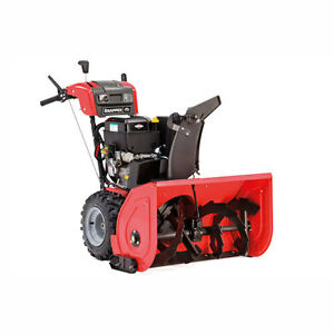 BROTHERS TWO SMALL ENGINES INC. SNAPPER TWO STAGE SNOWBLOWER