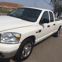 2008 Dodge Ram 2500 whit Safety and E Test