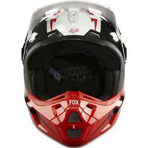 Fox Racing V2 Helmet (Size XL)