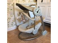 Mamas and Papas Starlite Swing £42
