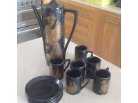 Portmeirion Phoenix coffee set