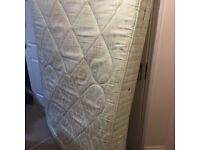 Double Bed Mattress Only Excellent Condition £30 ONO