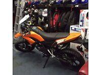 Ksr moto 125cc manual brand new
