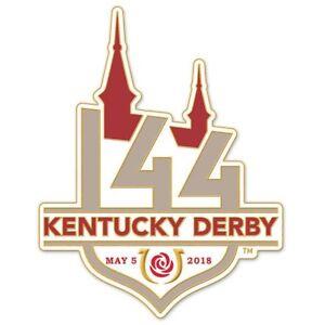 2018 Kentucky Derby 144 $2 Win Ticket Uncashed #7 Justify Winner Churchill Downs