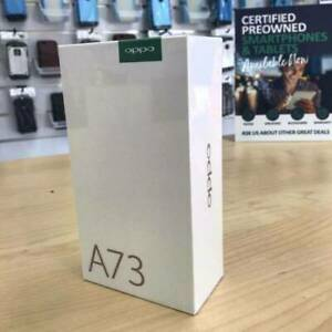 New OPPO A73 32G Gold AU MODEL INVOICE