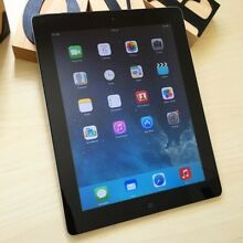 Pre owned iPad 4 with retina black 16G 4G with charger au model Calamvale Brisbane South West Preview