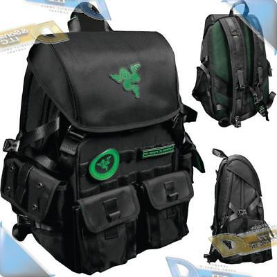 """NEW Mobile Edge Razer Tactical Notebook Computer Backpack (up to 17.3"""" Laptop)"""