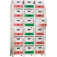 File/Banker Boxes Storage System