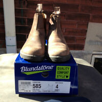 Round Toe Blundstones-New Price