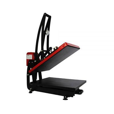 16x 20 Heat Press Machine Clamshell Vertical T-shirt Heat Transfer Sublimation
