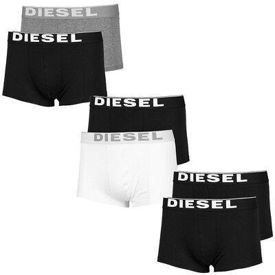 Diesel UMBX-KORYTWO 2er Pack Retroshorts Herren Boxer Shorts Pants 00CGDH-0JKMA