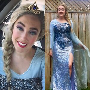 Elsa and Anna frozen parties  Stratford Kitchener Area image 2