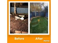 Grass cutting hedge trimming garden services tree surgery cleaning maitanance | Fencing | turfing