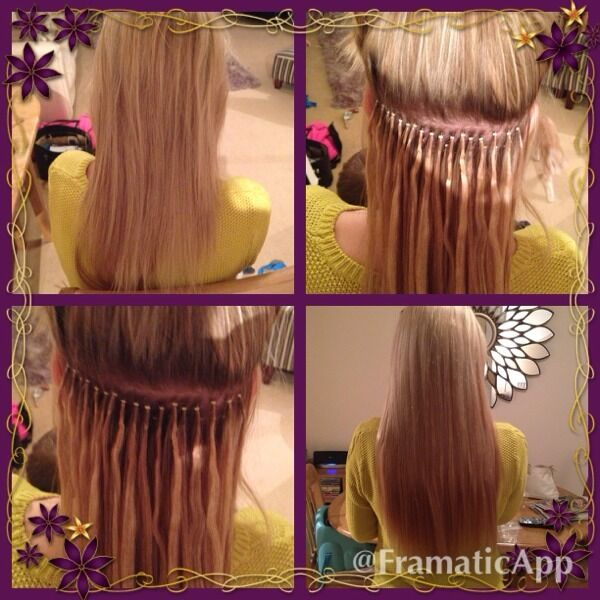 Kent All Surrounding Areas Micro Or Nano Ring Hair Extensions