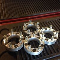 Dodge Ram wheel spacers 2 inch