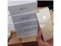 iPhone 6 128gb unlocked brand new condition box warranty