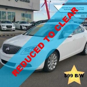 2016 Buick Verano *Payment as low as $99 b/w*