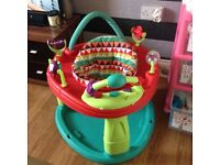 Baby activity centre