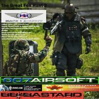 the great fox hunt 2 airsoft charity event and bbq