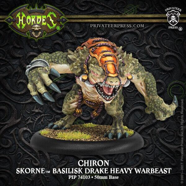 Hordes: Skorne Chiron Heavy Warbeast New