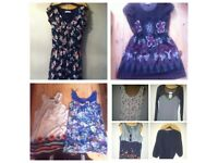 x8 Dresses in Size 14 - All in Excellent Condition or New with Tags £21 the lot