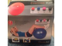 Anti-burst Pregnancy/ exercise 65cm ball