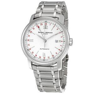 Baume and Mercier Classima Executives XL Mens Watch 08734