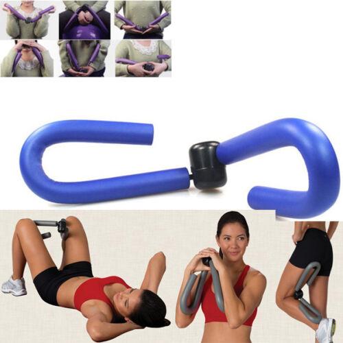Rose Thigh Master Toner Yoga Sports Exerciser Leg Arm Fitness Gym Training