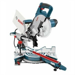 "Brand New Bosch 8.5 "" 12 Amp Single Bevel Compound Mitre Saw"