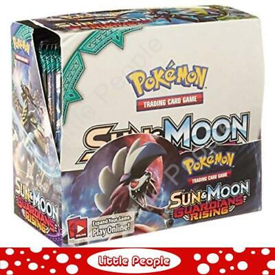 Pokemon - Sun Moon  Guardians Rising Booster  Booster Box New Factory Sealed