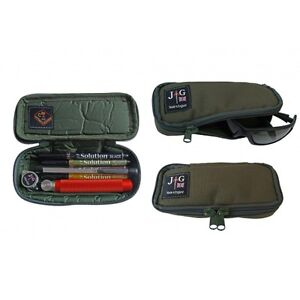 JAG Products NEW Carp Fishing Padded Hook Sharpening Zip Pouch