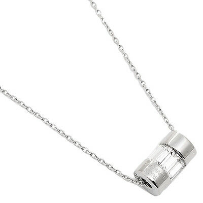 Michael Kors Halskette Collier mit Anhänger  MKJ4950040 Edelstahl Silber Neu