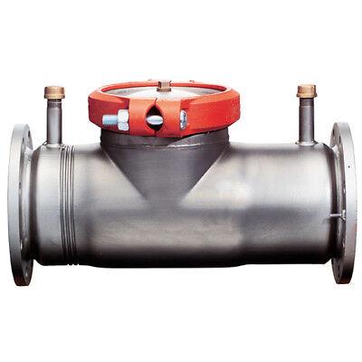 4 Watts Ss07f Single Detector Check Valve Stainless Steel Fire Sprinkler System